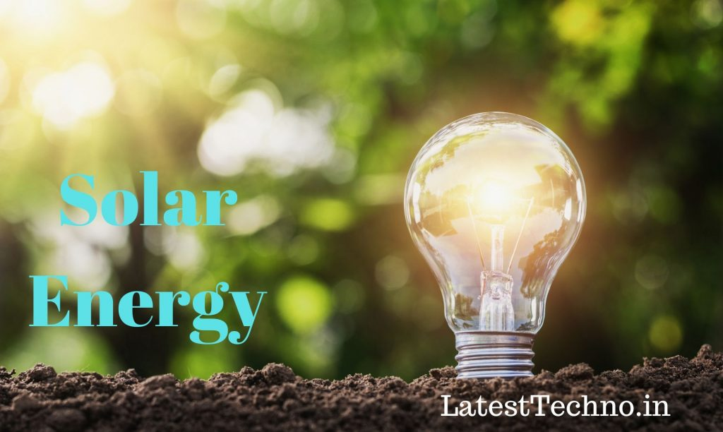 Advantage of solar power